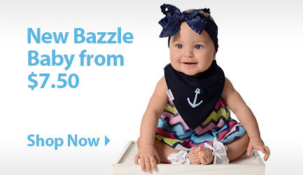 Introducing Bazzle Baby Collection