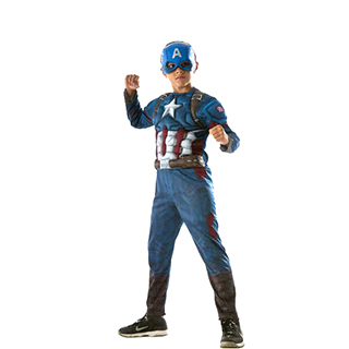 Superheroes  sc 1 st  Walmart & Halloween Costumes for Kids and Adults - Walmart.com