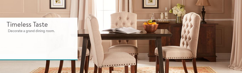 Kitchen U0026 Dining Chairs : Kitchen U0026 Dining Furniture   Walmart.com    Walmart.com