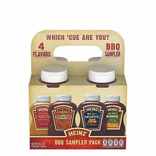 BBQ Sampler Pack