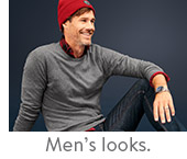 Favorite looks for men.