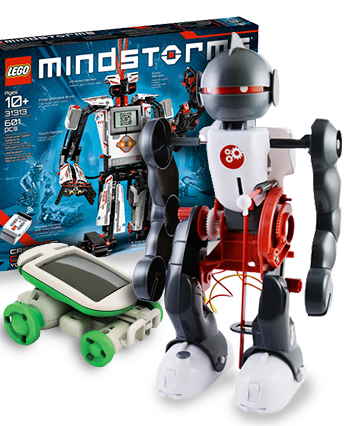 6 Robotic Toy Trends That Foster Fun Learning Walmart Com