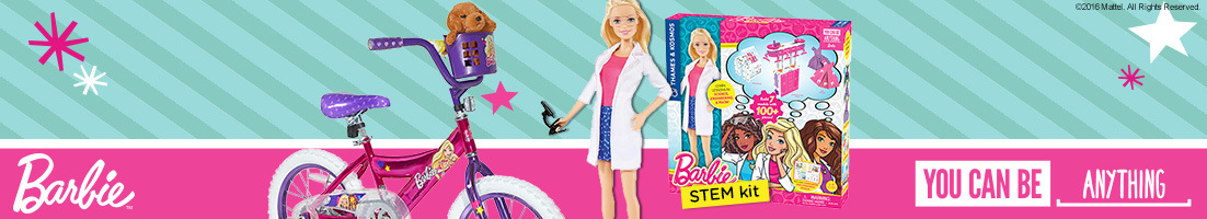 Shop Barbie STEM kit