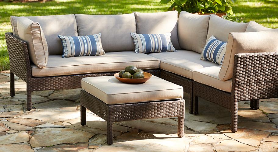 outdoor patio furniture set at walmart   Patio Furniture - Walmart.com