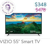 """VIZIO 55"""" Smart TV"""