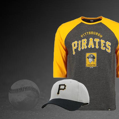 purchase cheap 51b02 a2983 Pittsburgh Pirates Team Shop - Walmart.com