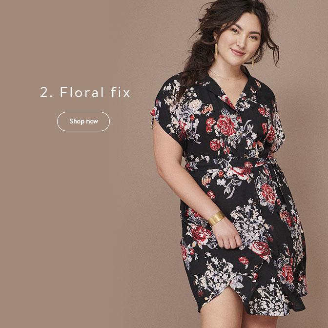 Womens Plus Size Clothing Walmart