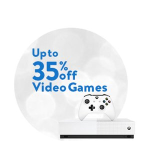 Up to 35% off Video Games: Video Game Deals