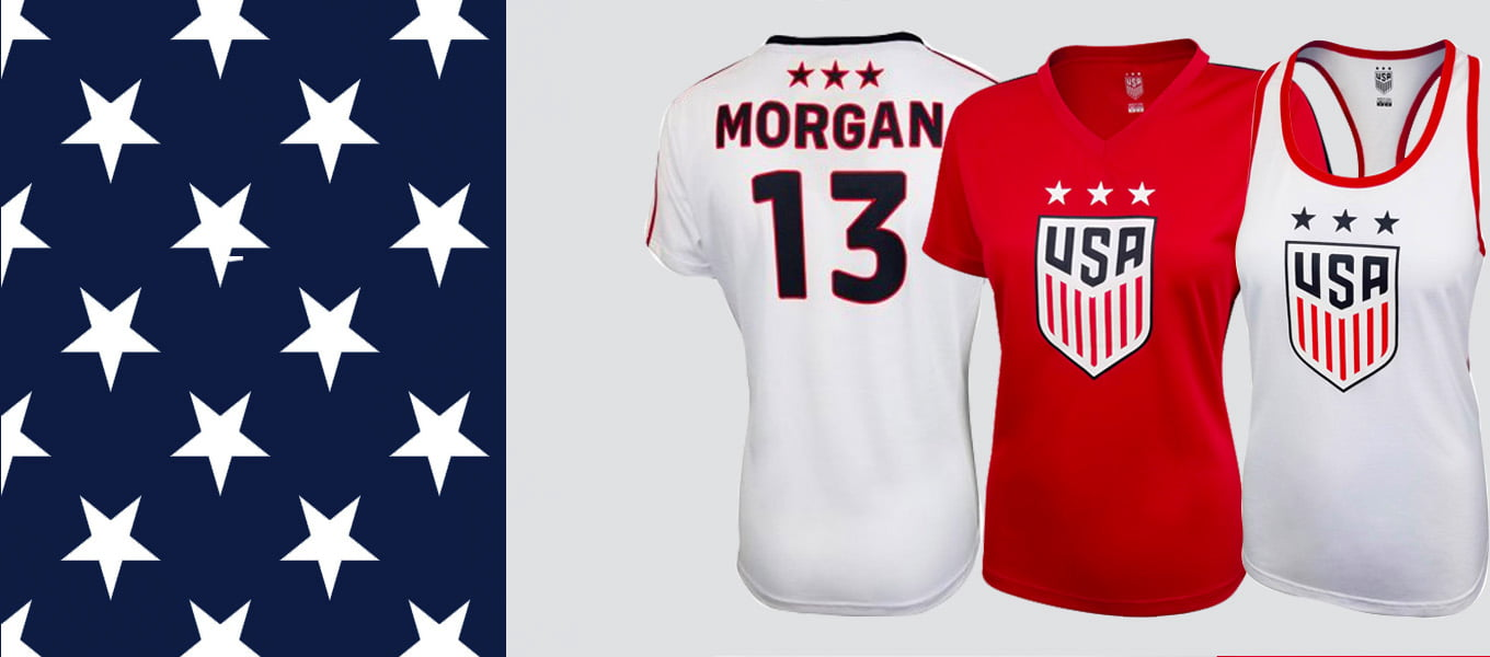 d722e08b3af Women's World Cup Fan Gear product Banner