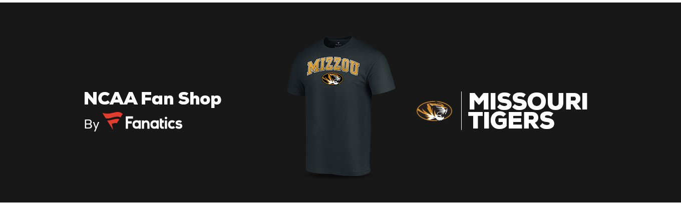 f38195317de55 Missouri Tigers Team Shop - Walmart.com