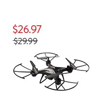 Drone with WiFi Camera