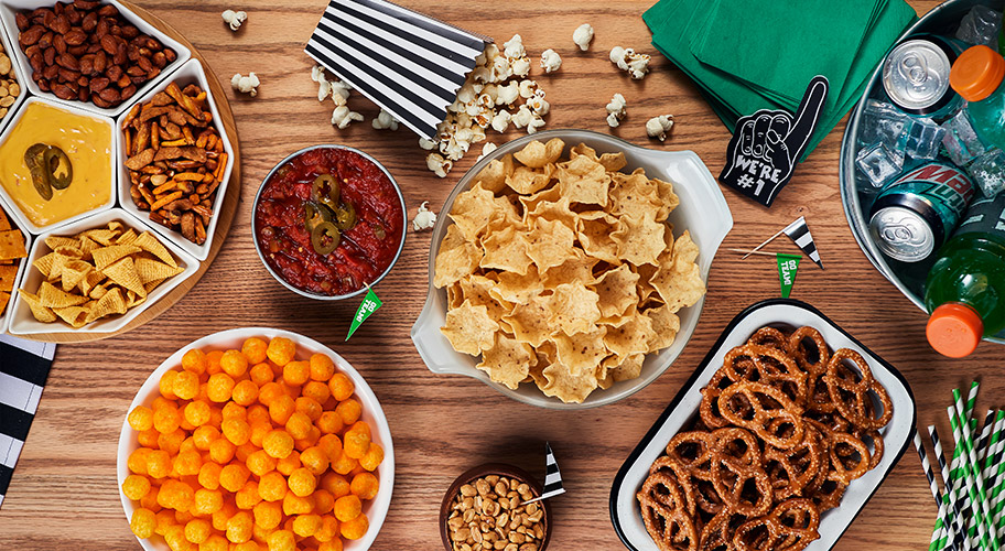 Host a winning event. Gear up for game day with snacks, drinks, & more. Shop now