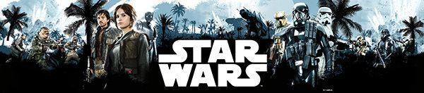 Star Wars Rogue One banner