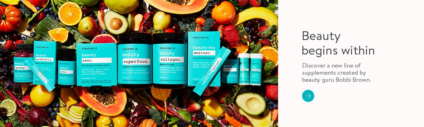 64819542277 Discover a new line of supplements created by beauty guru Bobbi Brown.