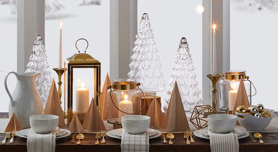 Festive centerpieces and more to brighten your tablescapes from Better Homes and Gardens.