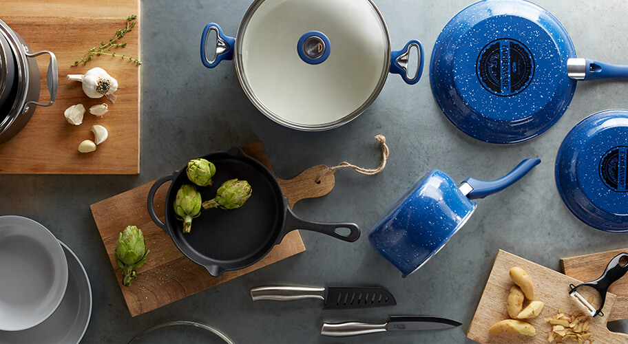 Healthy Made Easy. Want an easy way to eat healthier? Ceramic cookware to the rescue!