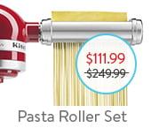 Pasta Roller Set