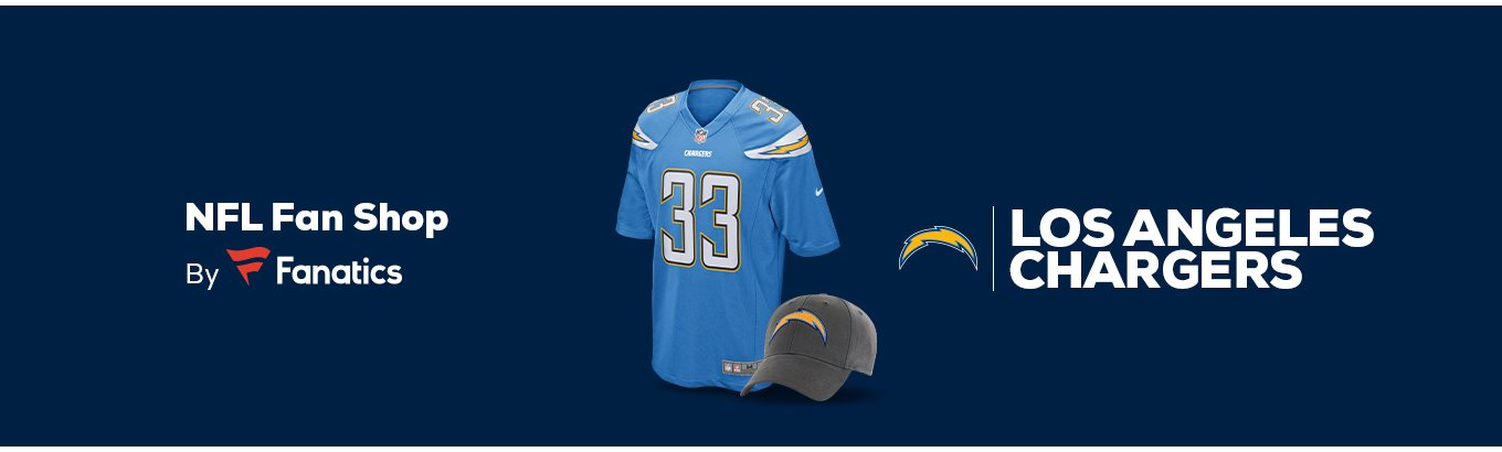 separation shoes e473b 0185c Los Angeles Chargers Team Shop
