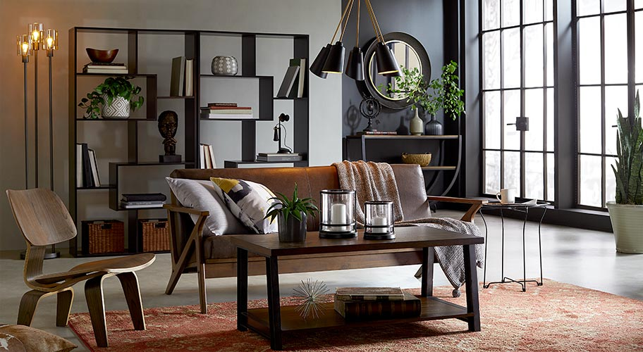 Understated Cool Industrial Design Has Enduring Appeal Because Its Easy To Mix Match