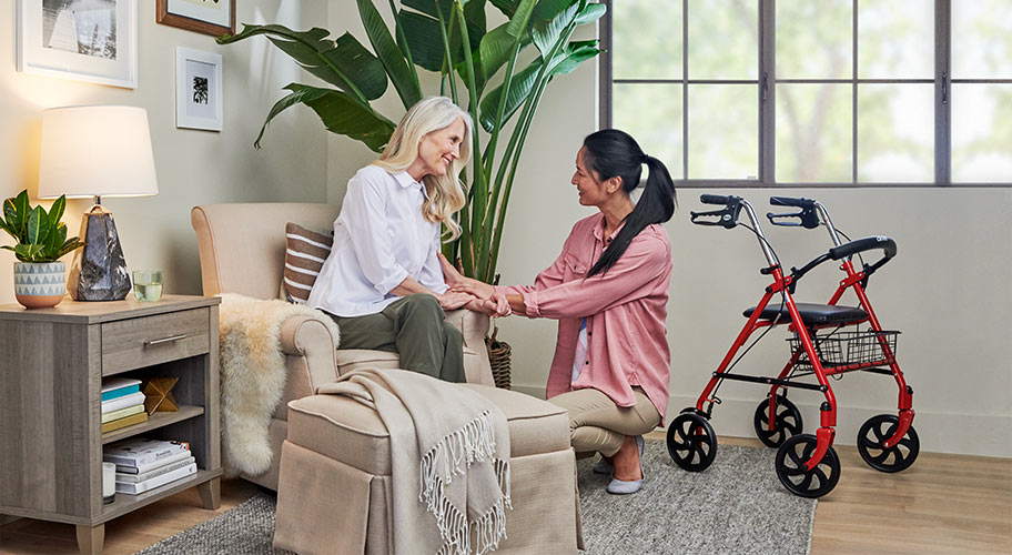Quality Care at Home. Find all your home care essentials here--for mobility, hearing and the wellbeing of your loved ones.