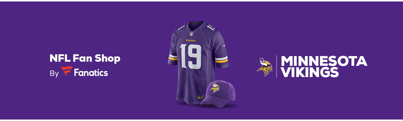 91f6bc73 Minnesota Vikings Team Shop - Walmart.com