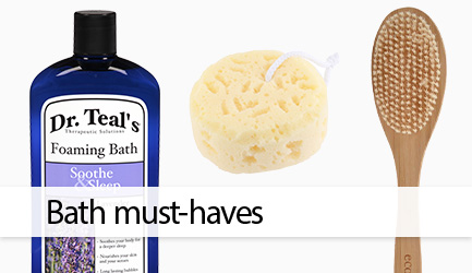 Shop bath products