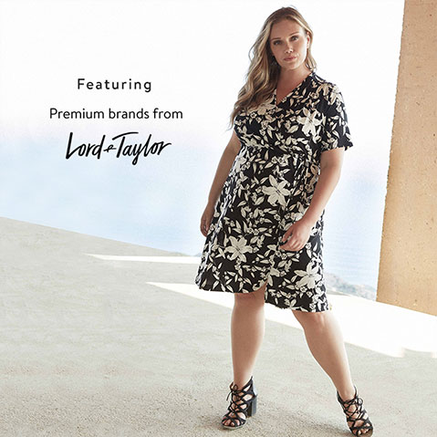 454ad5b6a6437 Women s Plus Size Clothing