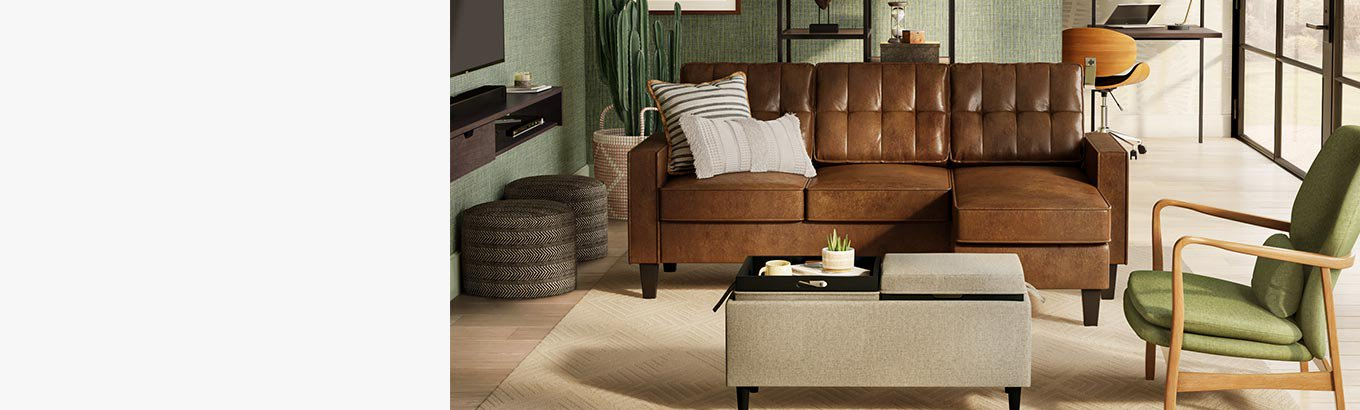 Furniture For Small Spaces Walmart Com