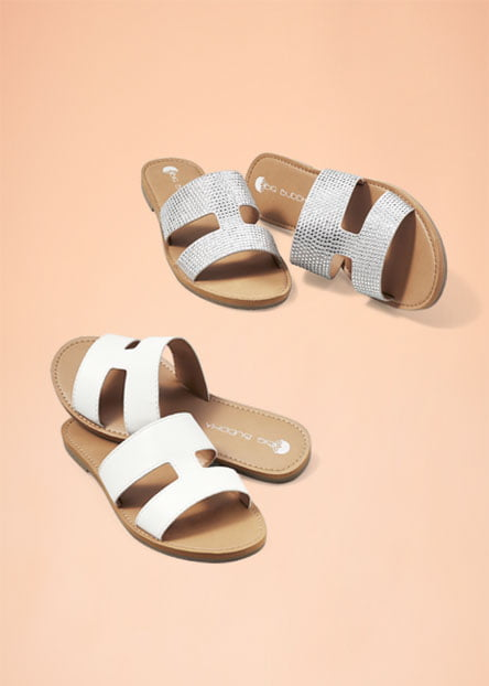 d079104b760 Sandals. Step into warmer weather in style.