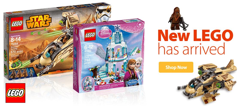 Walmart Boys Toys : Lego