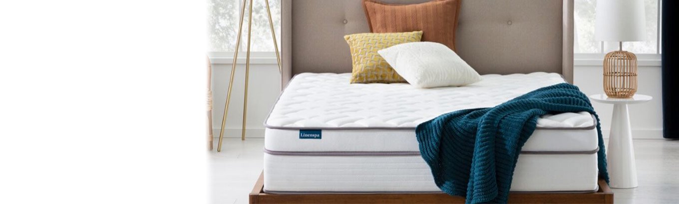 Warm-sleeper solutions. From cool gel foam to hybrid mattresses