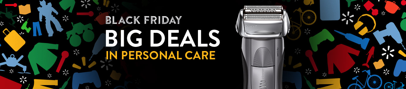 Black Friday deals in personal care
