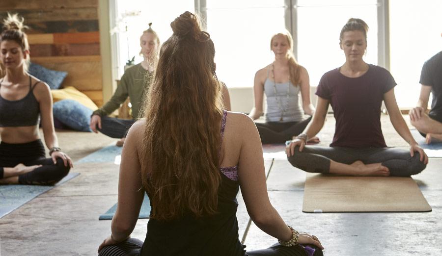 How To Choose A Yoga Mat For Newbie Yogis Walmart Com