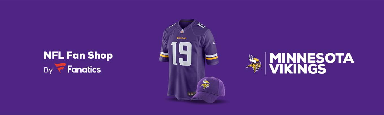 save off 59a2c 62ef7 Minnesota Vikings Team Shop - Walmart.com
