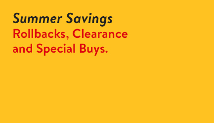 Electronics Savings Showcase