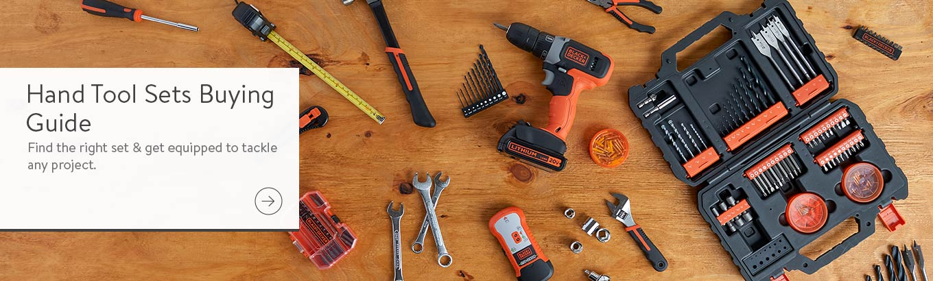 Hand Tool Sets Buying guide