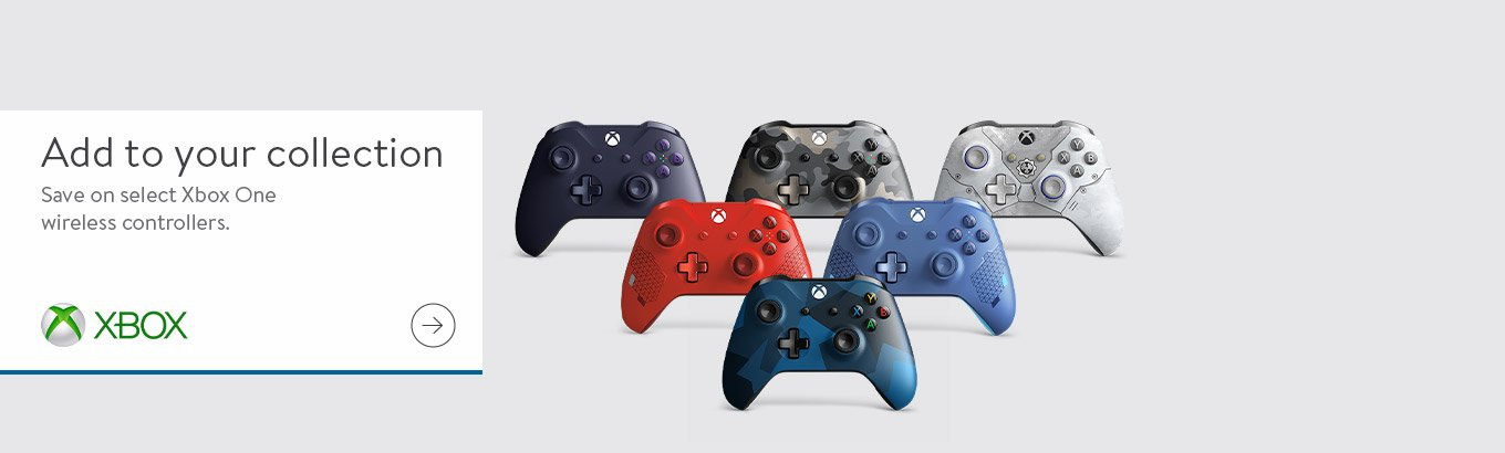 Xbox One Controllers - Walmart com