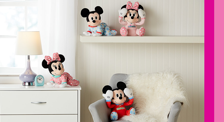 Play Favorites. Add cuddly friends to your kids' collection with new plush toys.