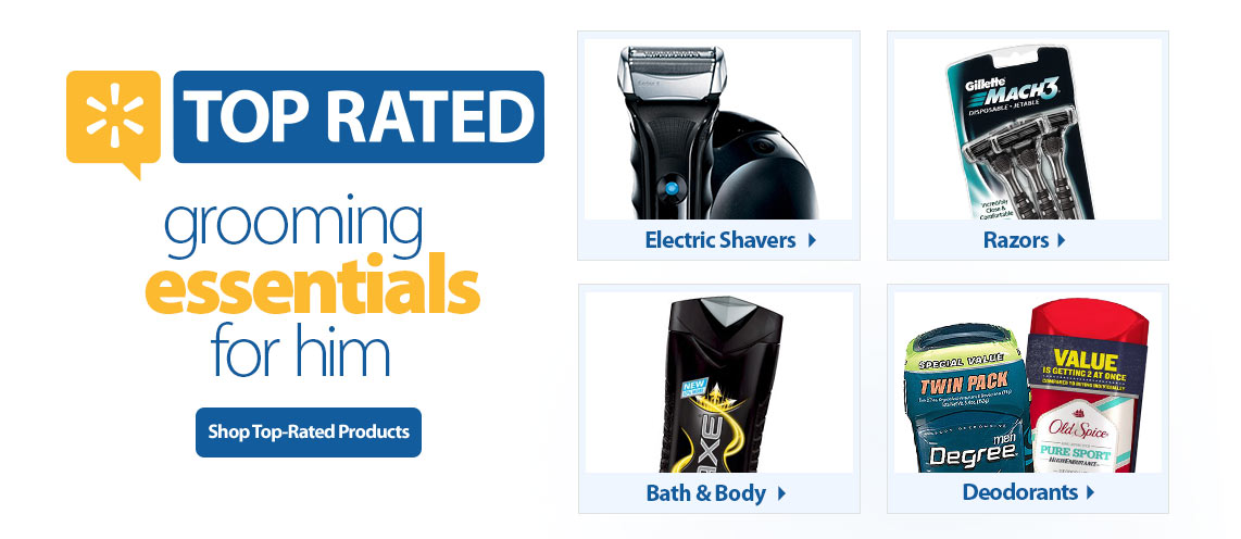 Top-Rated Essentials for Him
