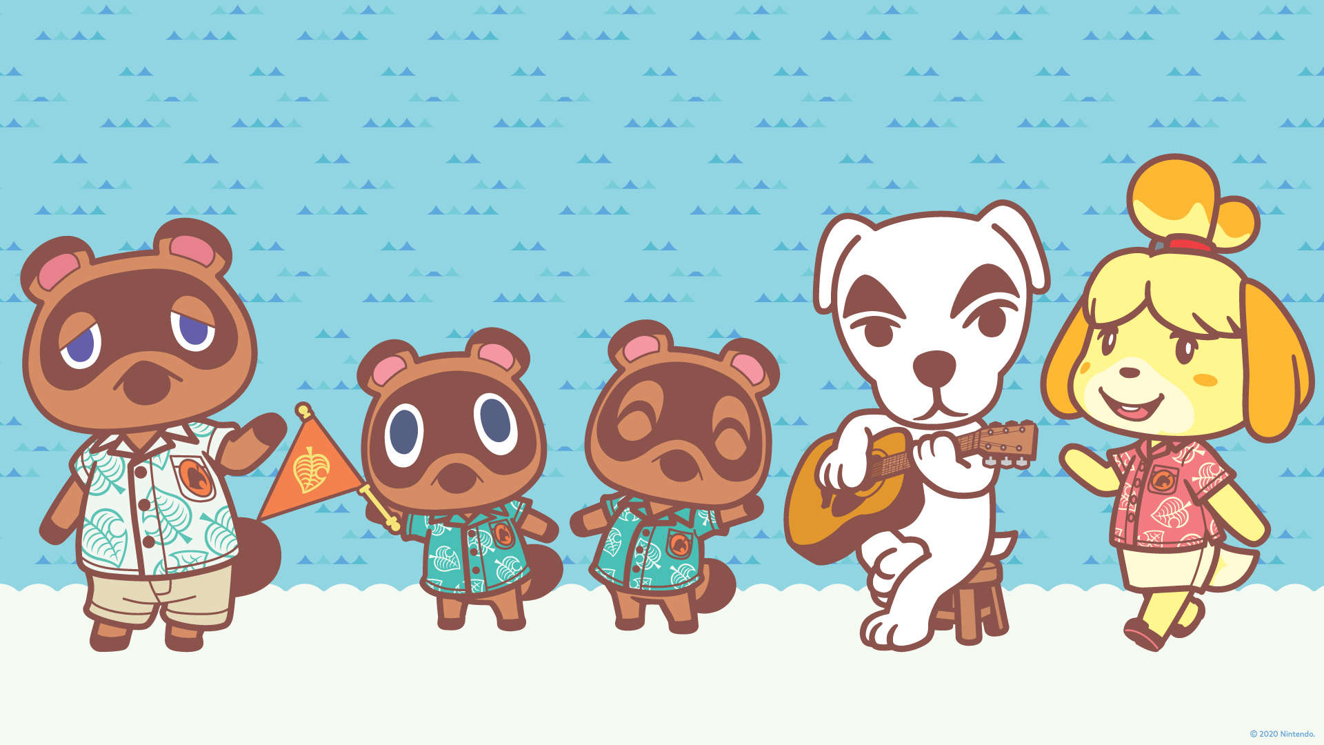 Download Three Cute Animal Crossing New Horizons Wallpapers From