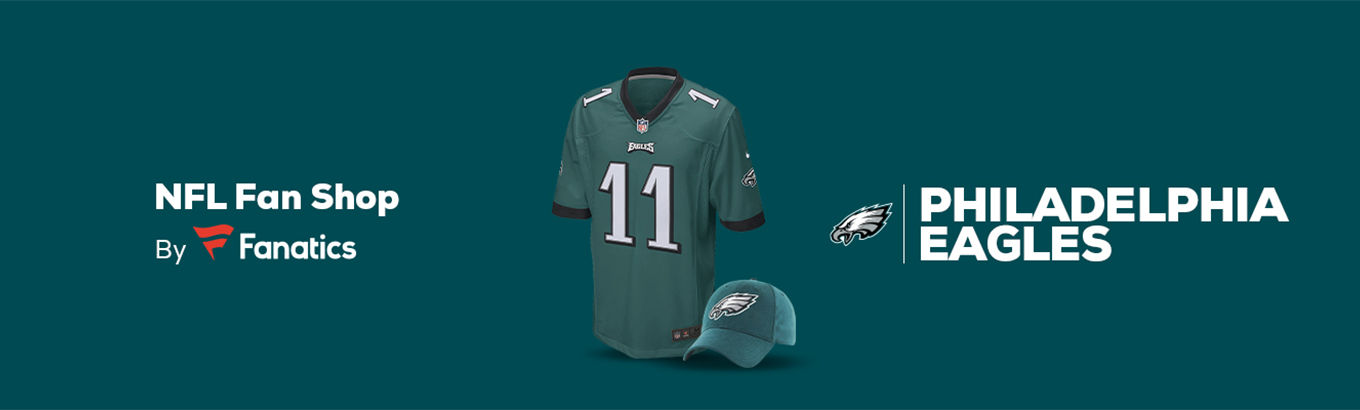 low priced 7b560 3ddcb Philadelphia Eagles Team Shop - Walmart.com