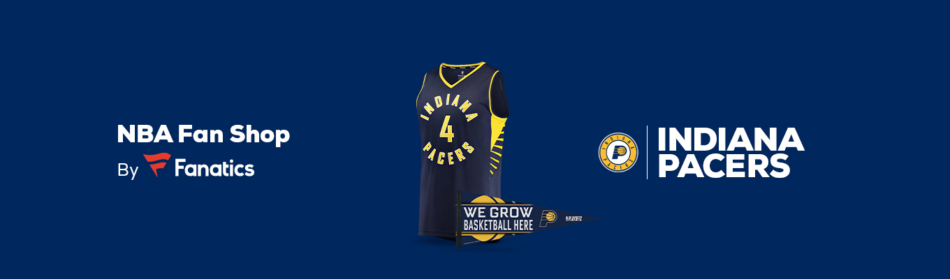best service 8e316 553e3 Indiana Pacers Team Shop - Walmart.com