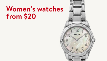 Women's watches for $20