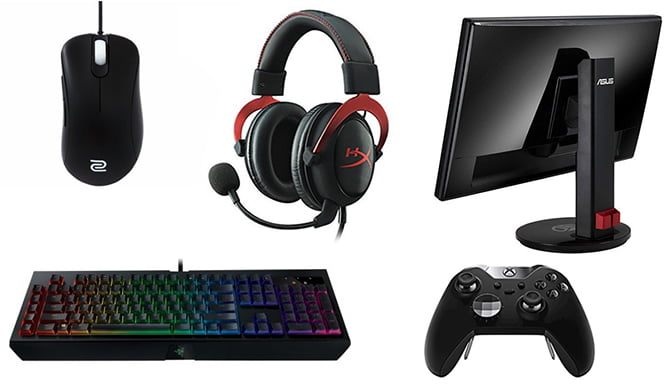 The Best Esports Gaming Gear for Upping Your Game