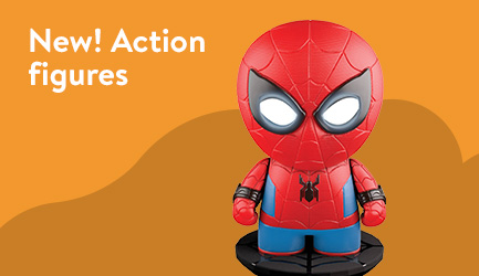 NEW! Action figures