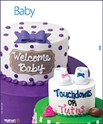 Brilliant Cakes For Any Occasion Walmart Com Personalised Birthday Cards Paralily Jamesorg