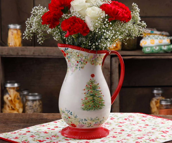 Holiday Tabletop Inspiration From The Pioneer Woman