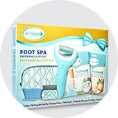 Image of a foot spa. Healthy finds.