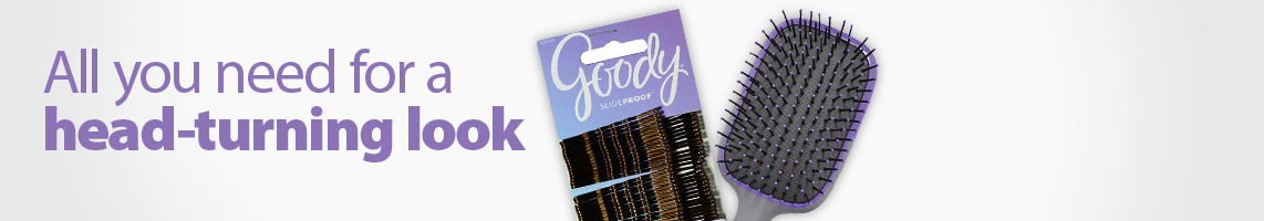 Shop hair brushes and styling accessories