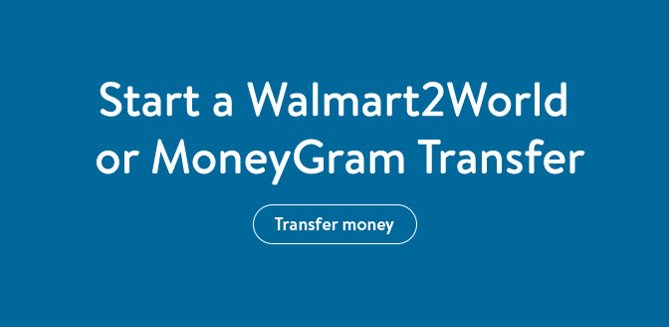 Online Money Transfers - Walmart com